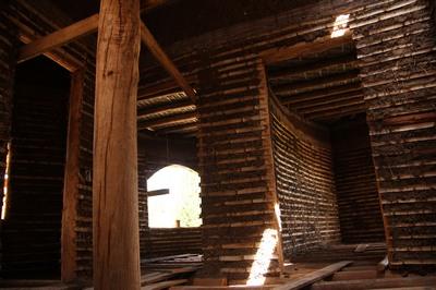 hlineny dom, ekvador