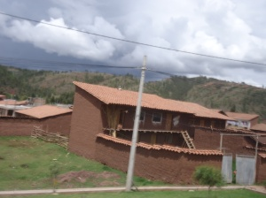 adobe domy peru cusco